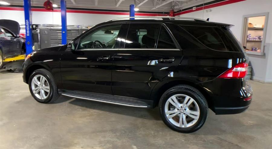 Used Mercedes-Benz M-Class 4MATIC 4dr ML350 2013 | Wiz Leasing Inc. Stratford, Connecticut