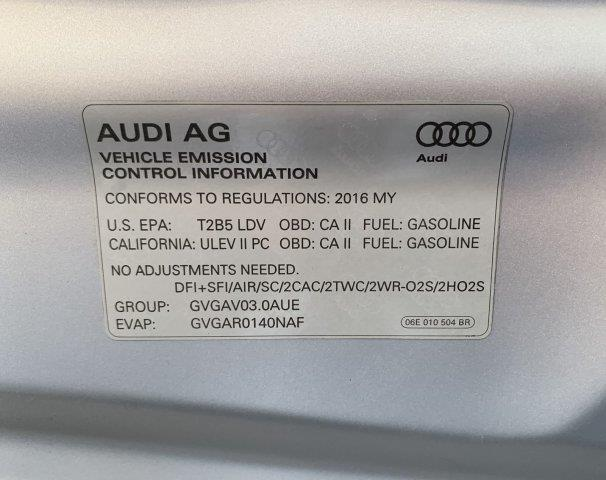 Used Audi A7 3.0 Prestige 2016 | Luxury Motor Car Company. Cincinnati, Ohio