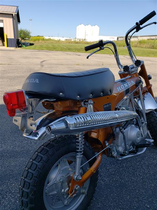 Used Honda CT70 Trail 70 1971 | Village Auto Sales. Milford, Connecticut