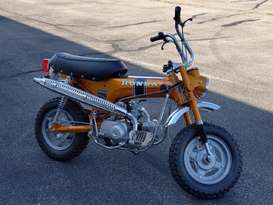 Used 1971 Honda CT70 in Milford, Connecticut | Village Auto Sales. Milford, Connecticut