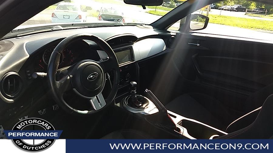 Used Subaru BRZ 2dr Cpe Premium Man 2013   Performance Motorcars Inc. Wappingers Falls, New York