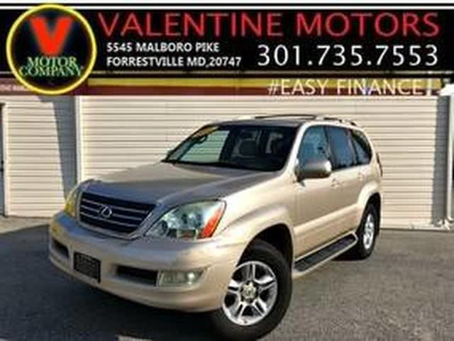 Used 2006 Lexus Gx 470 in Forestville, Maryland | Valentine Motor Company. Forestville, Maryland