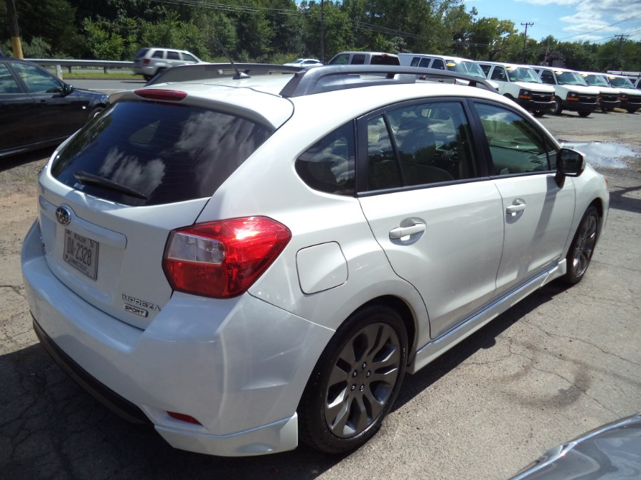 Used Subaru Impreza Wagon 5dr Auto 2.0i Sport Limited 2013 | International Motorcars llc. Berlin, Connecticut