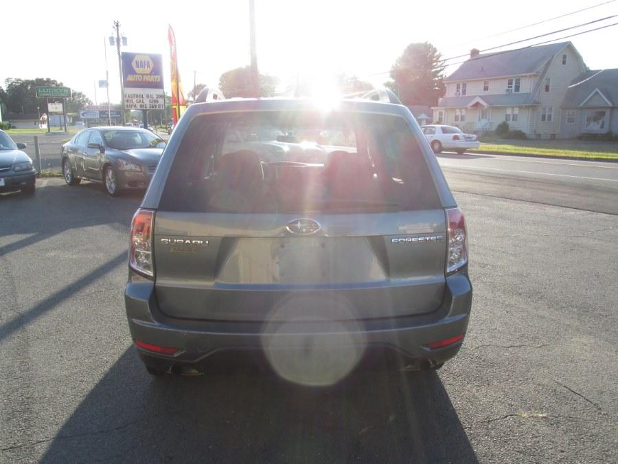 Used Subaru Forester 4dr Auto X w/Premium Pkg 2009 | Auto Care Motors. Vernon , Connecticut