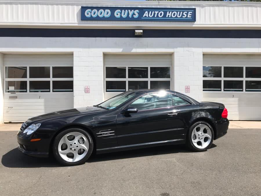 Used 2004 Mercedes-Benz SL-Class in Southington, Connecticut | Good Guys Auto House. Southington, Connecticut