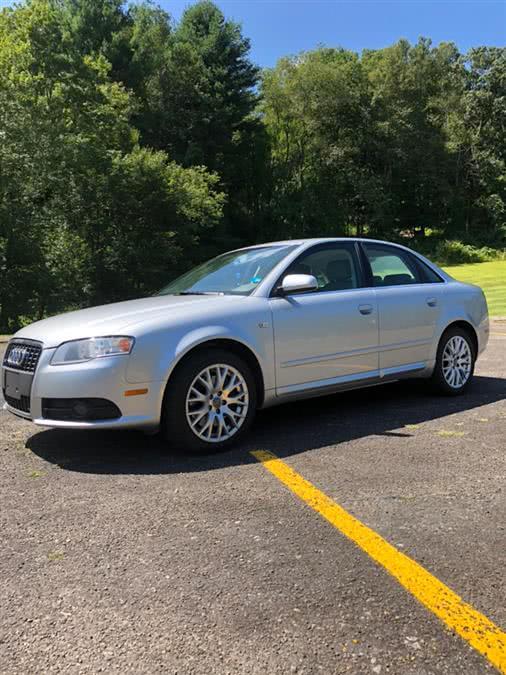 Used 2008 Audi A4 in Thomaston, Connecticut | Letaj Motors LLC. Thomaston, Connecticut