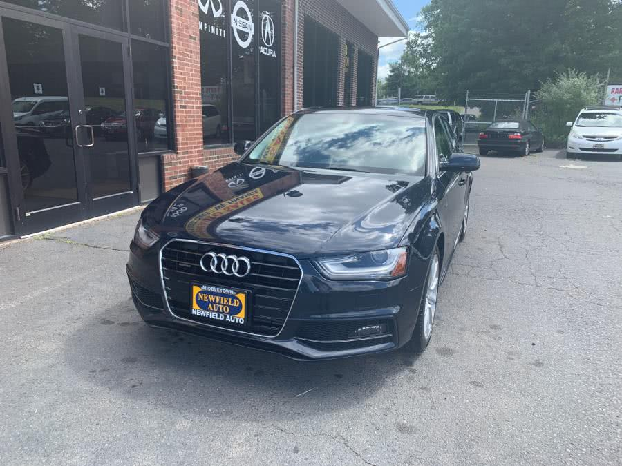 Used 2016 Audi A4 in Middletown, Connecticut | Newfield Auto Sales. Middletown, Connecticut