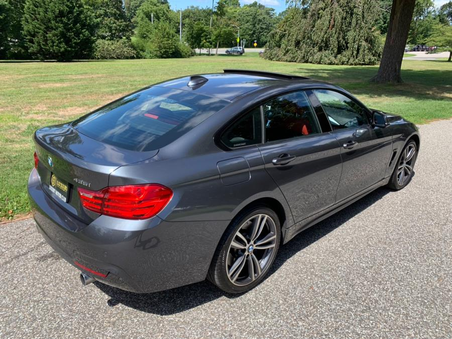 2016 BMW 4 Series 4dr Sdn 435i xDrive AWD Gran Coupe, available for sale in Franklin Square, New York   Luxury Motor Club. Franklin Square, New York