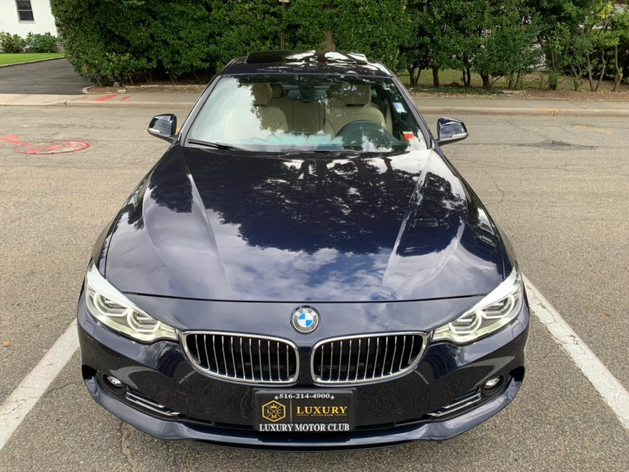 2017 BMW 4 Series 430i xDrive Gran Coupe SULEV, available for sale in Franklin Square, New York | Luxury Motor Club. Franklin Square, New York