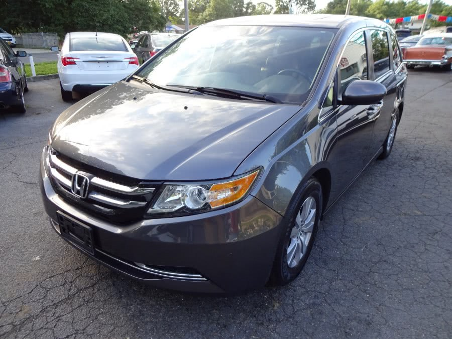 Used 2016 Honda Odyssey in Islip, New York | Mint Auto Sales. Islip, New York