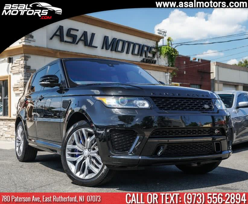 Used 2016 Land Rover Range Rover Sport in East Rutherford, New Jersey | Asal Motors. East Rutherford, New Jersey