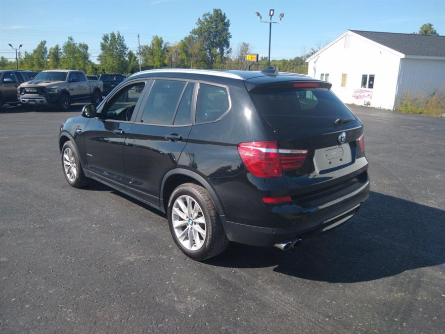 2017 BMW X3 xDrive28i, available for sale in Watertown, New York | FX Caprara Used Car Center. Watertown, New York