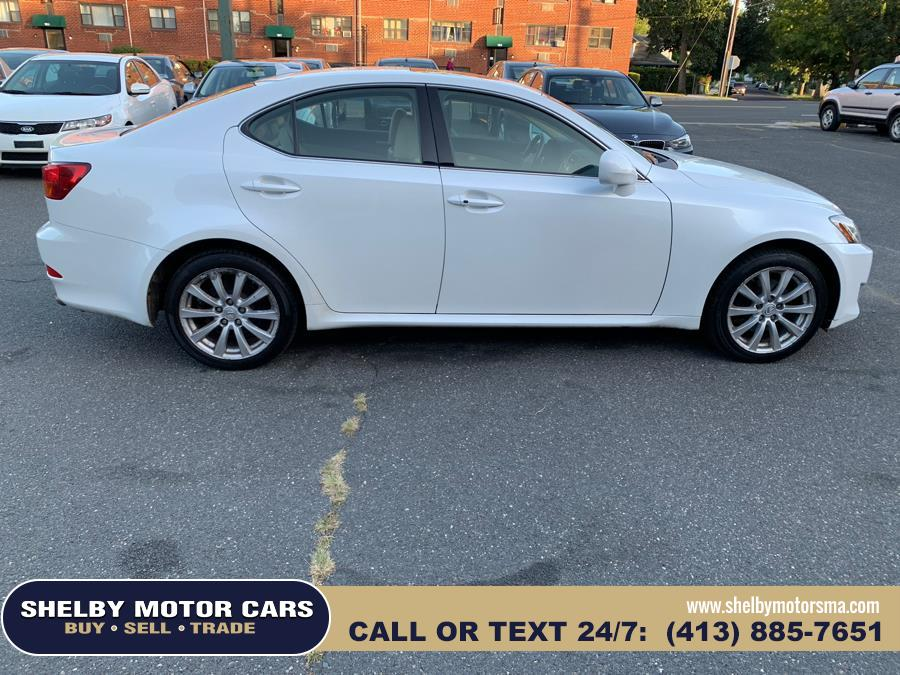 2008 Lexus IS 250 4dr Sport Sdn Auto AWD, available for sale in Springfield, Massachusetts   Shelby Motor Cars . Springfield, Massachusetts