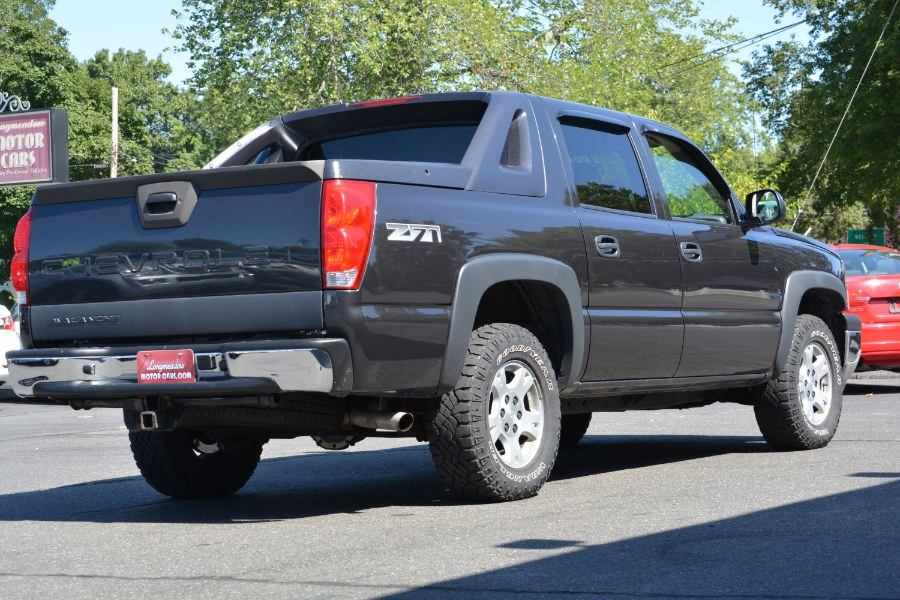 """Used Chevrolet Avalanche 1500 5dr Crew Cab 130"""" WB 4WD LS 2005 