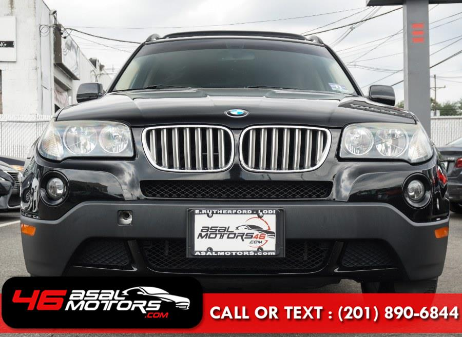 2008 BMW X3 AWD 4dr 3.0si, available for sale in East Rutherford, New Jersey | Asal Motors 46. East Rutherford, New Jersey