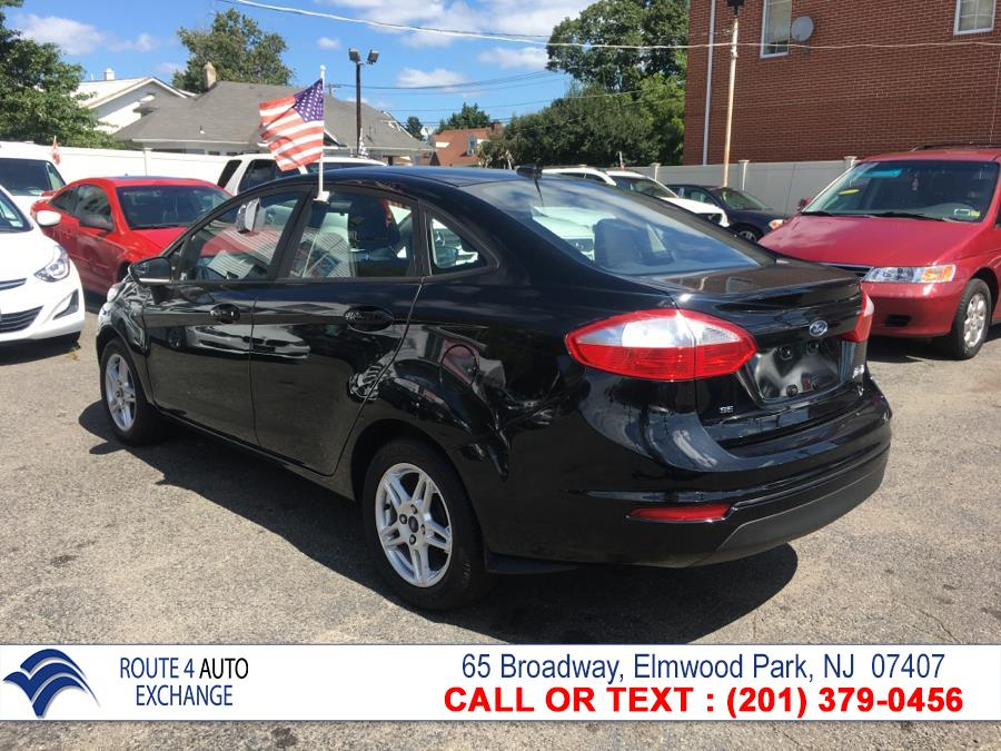 2018 Ford Fiesta SE Sedan, available for sale in Elmwood Park, New Jersey | Route 4 Auto Exchange. Elmwood Park, New Jersey
