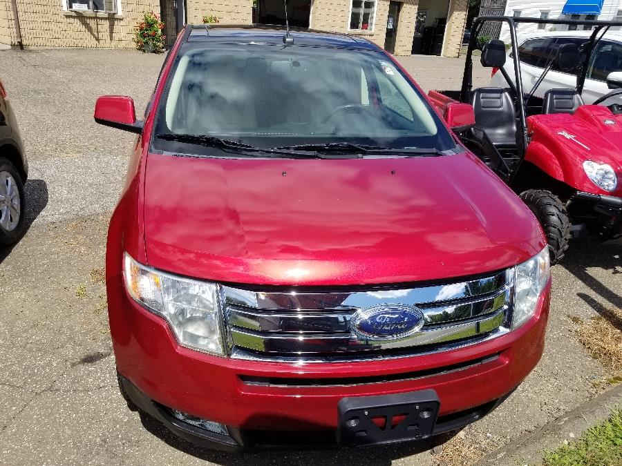 2010 Ford Edge 4dr Limited AWD, available for sale in Old Saybrook, Connecticut | Saybrook Leasing and Rental LLC. Old Saybrook, Connecticut