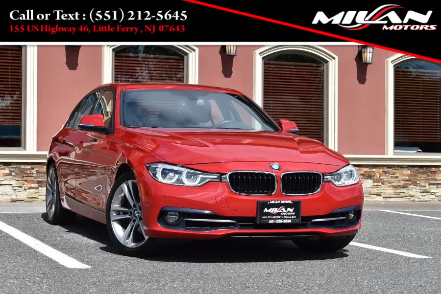 Used BMW 3 Series 4dr Sdn 328i xDrive AWD 2016 | Milan Motors. Little Ferry , New Jersey
