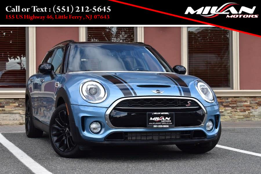 Used MINI Clubman Cooper S ALL4 2017 | Milan Motors. Little Ferry , New Jersey