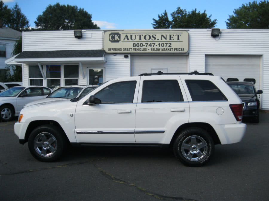 Used 2007 Jeep Grand Cherokee in Plainville, Connecticut | CK Autos. Plainville, Connecticut
