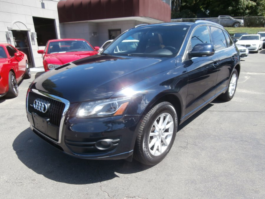 2010 Audi Q5 quattro 4dr Premium Plus, available for sale in Waterbury, Connecticut | Jim Juliani Motors. Waterbury, Connecticut