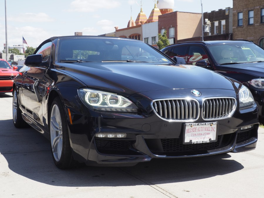 2015 BMW 6 Series 2dr Conv 650i xDrive AWD, available for sale in Jamaica, New York | Hillside Auto Mall Inc.. Jamaica, New York