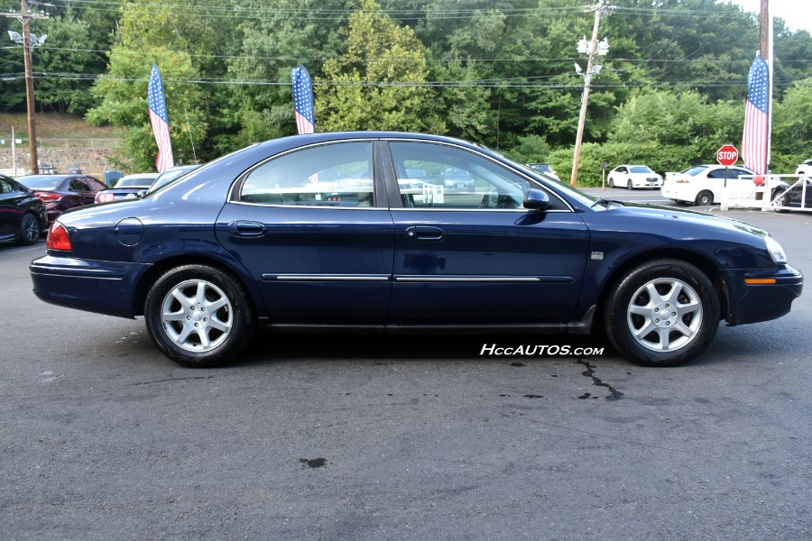 2002 Mercury Sable 4dr Sdn LS Premium, available for sale in Waterbury, Connecticut | Highline Car Connection. Waterbury, Connecticut