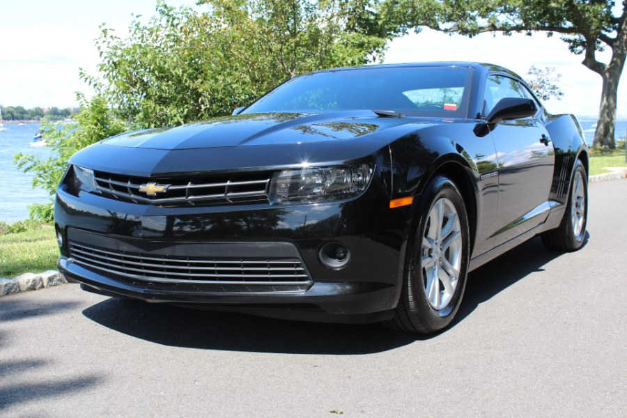 2015 Chevrolet Camaro 2dr Cpe LT w/1LT, available for sale in Great Neck, NY