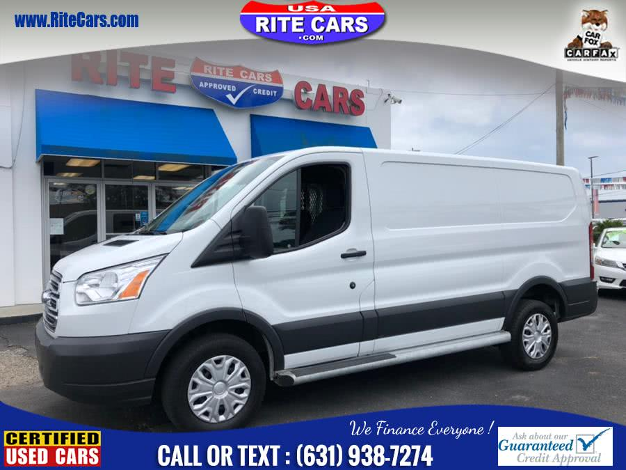 Used 2018 Ford Transit Van in Lindenhurst, New York | Rite Cars, Inc. Lindenhurst, New York