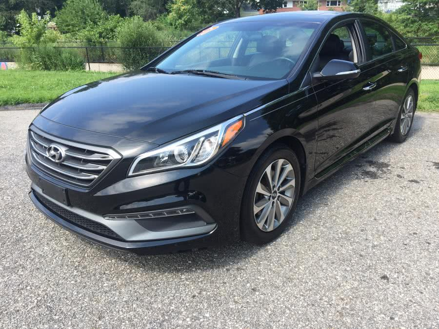 Used 2017 Hyundai Sonata in Stratford, Connecticut | Mike's Motors LLC. Stratford, Connecticut