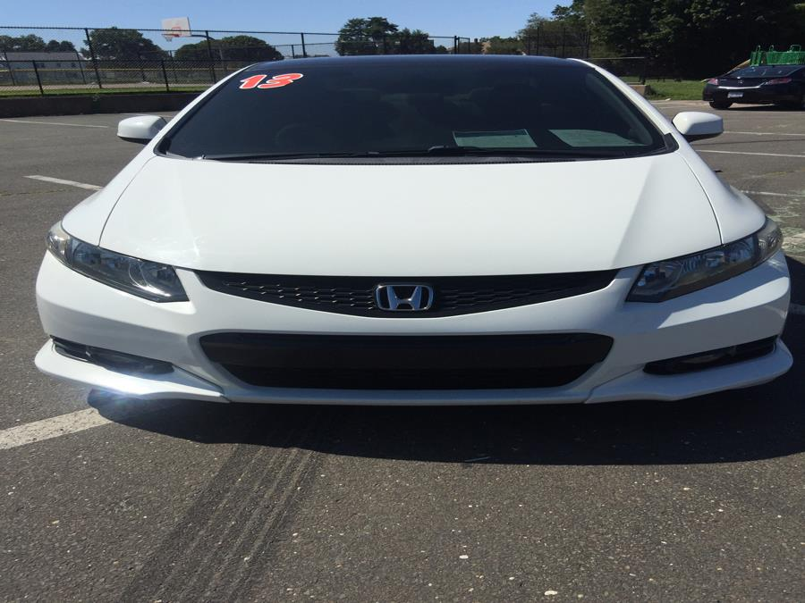 2013 Honda Civic Cpe 2dr Auto LX, available for sale in Stratford, Connecticut | Mike's Motors LLC. Stratford, Connecticut