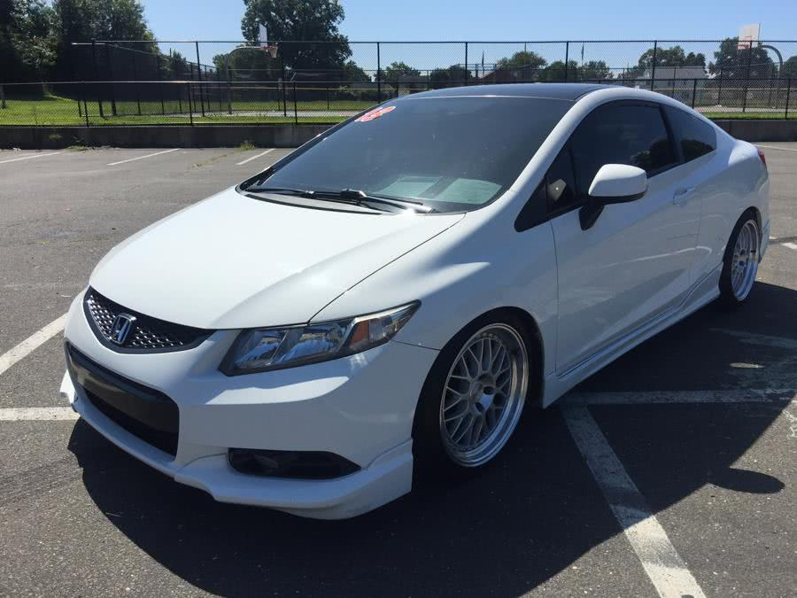 Used 2013 Honda Civic Cpe in Stratford, Connecticut | Mike's Motors LLC. Stratford, Connecticut