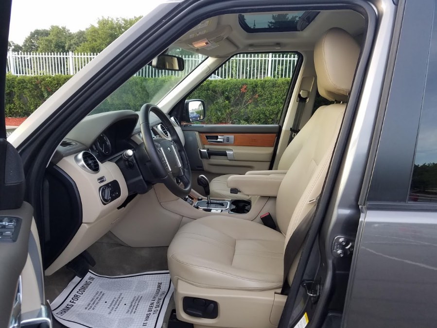 2013 Land Rover LR4 4WD 4dr HSE w/Leather,Navigation,Back-up Camera, available for sale in Queens, NY