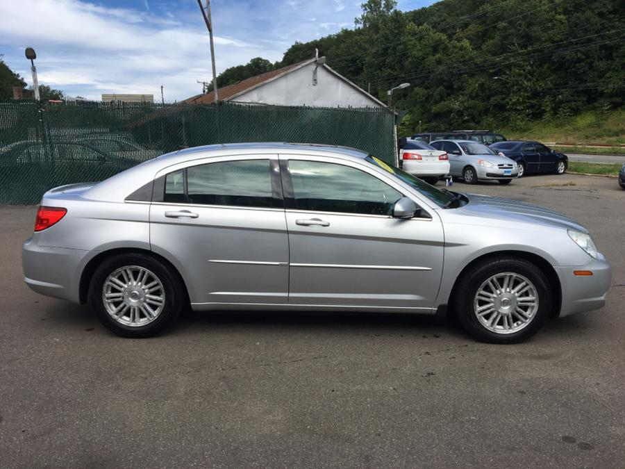2008 Chrysler Sebring 4dr Sdn Touring FWD, available for sale in Meriden, Connecticut | Cos Central Auto. Meriden, Connecticut