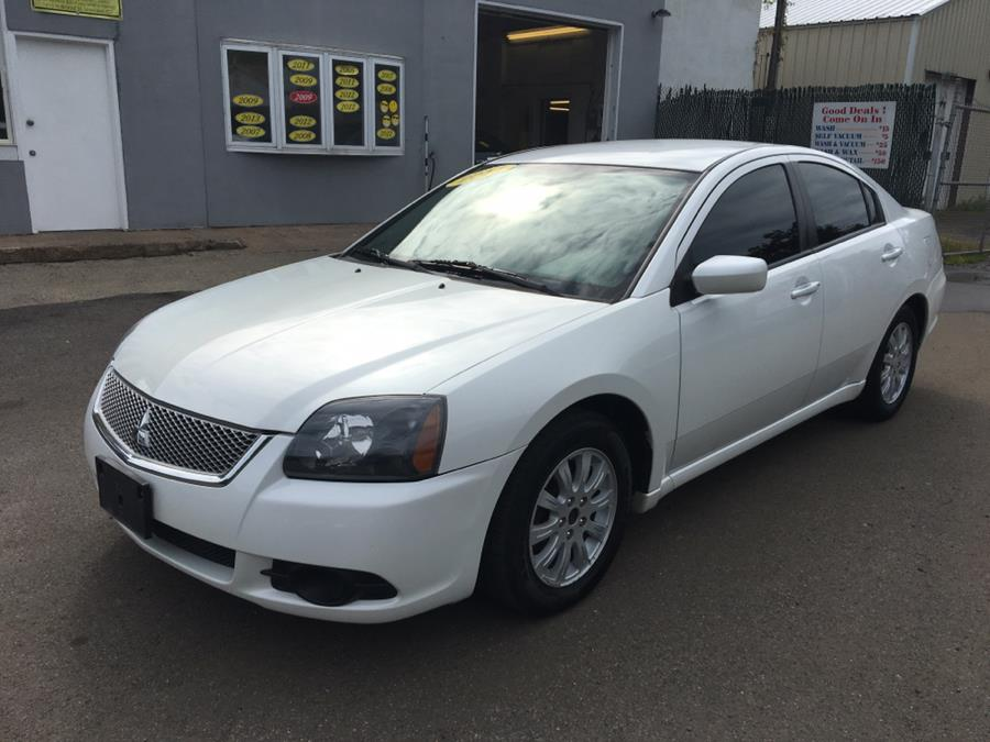 2011 Mitsubishi Galant 4dr Sdn FE, available for sale in Meriden, Connecticut | Cos Central Auto. Meriden, Connecticut