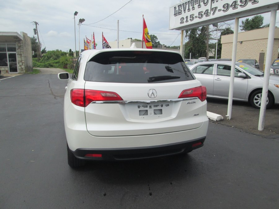 2014 Acura RDX AWD 4dr Tech Pkg, available for sale in Levittown, Pennsylvania | Levittown Auto. Levittown, Pennsylvania