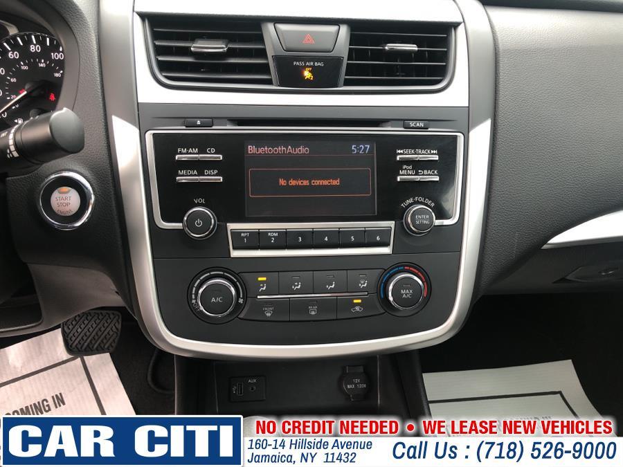 Used Nissan Altima 2.5 SL Sedan 2018   Car Citi. Jamaica, New York