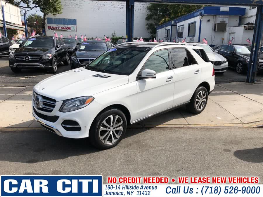 Used Mercedes-Benz GLE 4MATIC 4dr GLE 350 2016 | Car Citi. Jamaica, New York