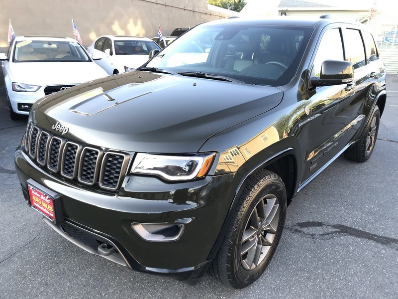 Used Jeep Grand Cherokee 4WD 4dr Limited 2016 | Union Street Auto Sales. West Springfield, Massachusetts