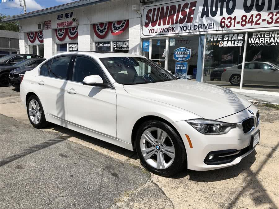 2017 BMW 3 Series 330i xDrive Sedan South Africa, available for sale in Amityville, New York | Sunrise Auto Outlet. Amityville, New York