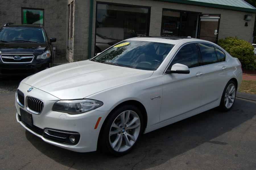 Used BMW 5 Series 4dr Sdn 535i xDrive AWD LUXURY LINE 2016 | M&N`s Autohouse. Old Saybrook, Connecticut