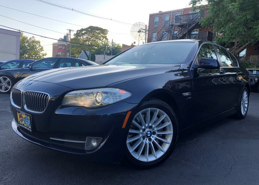 2012 BMW 5 Series 4dr Sdn 535i xDrive AWD, available for sale in Chelsea, Massachusetts   Boston Prime Cars Inc. Chelsea, Massachusetts