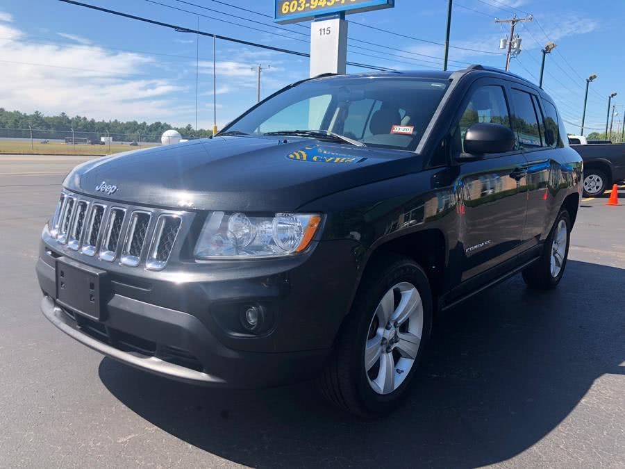 Used Jeep Compass Latitude 4WD 2011 | RH Cars LLC. Merrimack, New Hampshire
