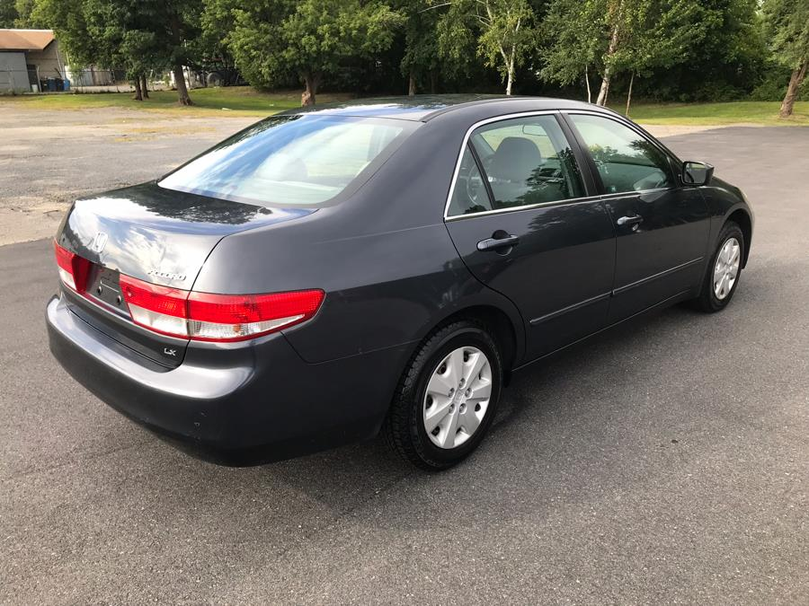2004 Honda Accord Sdn LX Auto, available for sale in Fitchburg, Massachusetts | A & A Auto Sales. Fitchburg, Massachusetts