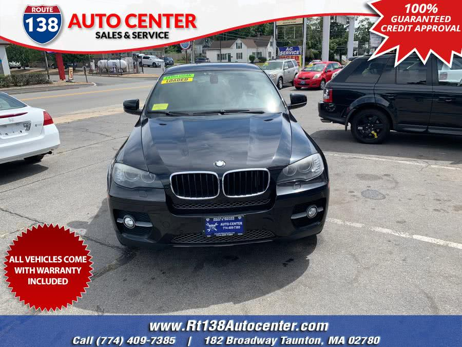 Used 2009 BMW X6 in Taunton, Massachusetts | Rt 138 Auto Center Inc . Taunton, Massachusetts
