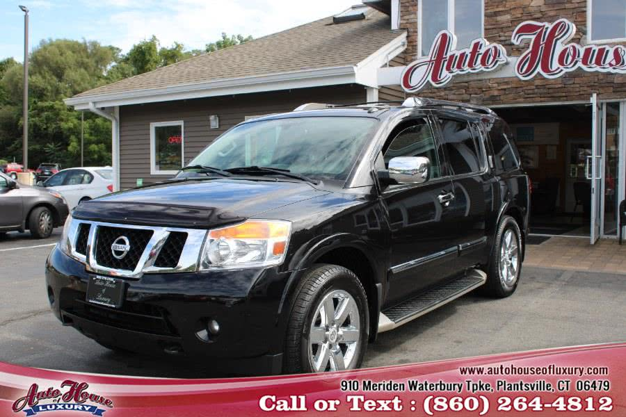 Used 2014 Nissan Armada in Plantsville, Connecticut | Auto House of Luxury. Plantsville, Connecticut