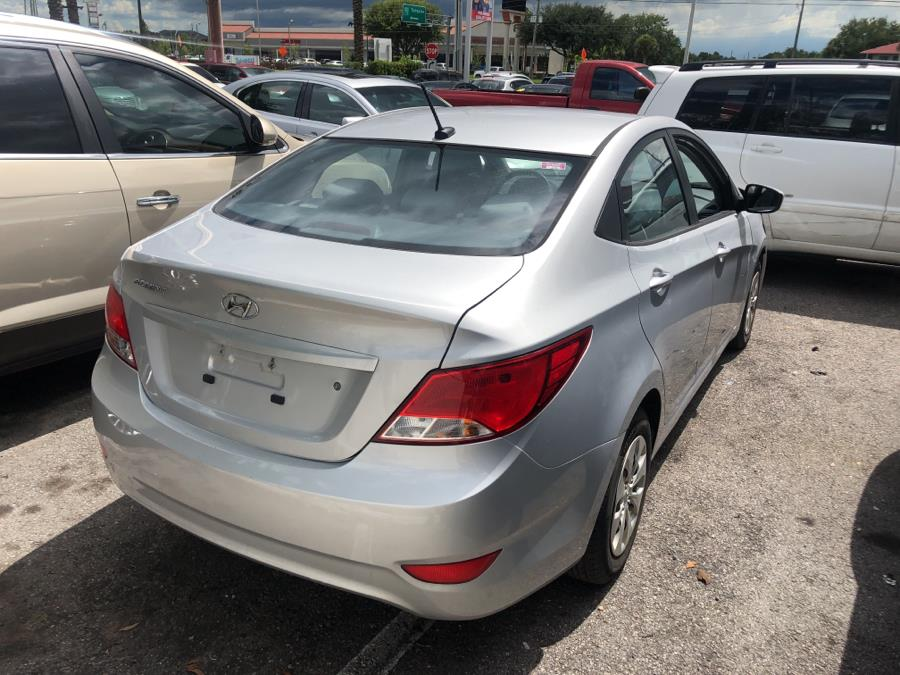 2016 Hyundai Accent 4dr Sdn Auto SE, available for sale in Kissimmee, Florida | Central florida Auto Trader. Kissimmee, Florida