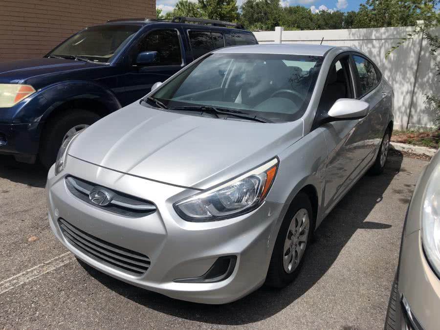 Used 2016 Hyundai Accent in Kissimmee, Florida | Central florida Auto Trader. Kissimmee, Florida