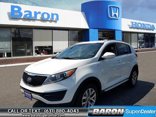 Used 2014 Kia Sportage in Patchogue, New York | Baron Supercenter. Patchogue, New York