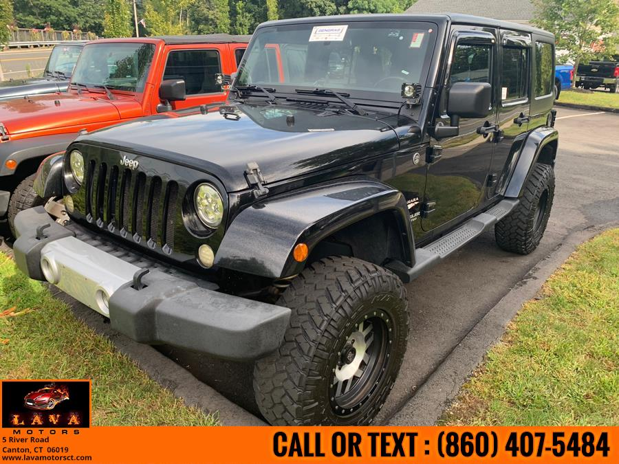 Used 2011 Jeep Wrangler Unlimited in Canton, Connecticut | Lava Motors. Canton, Connecticut